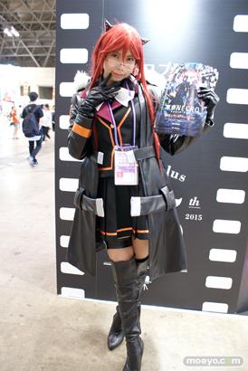 ワンフェス2015(WF2015夏) コスプレ イベント コンパニオン 画像 写真 レポート