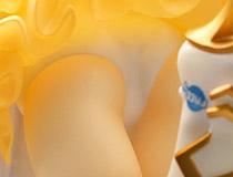 魅惑のプリケツ!グッドスマイルカンパニー新作フィギュア「レーシングミク 2015 Ver.」彩色サンプルがボークスホビー天国で展示!