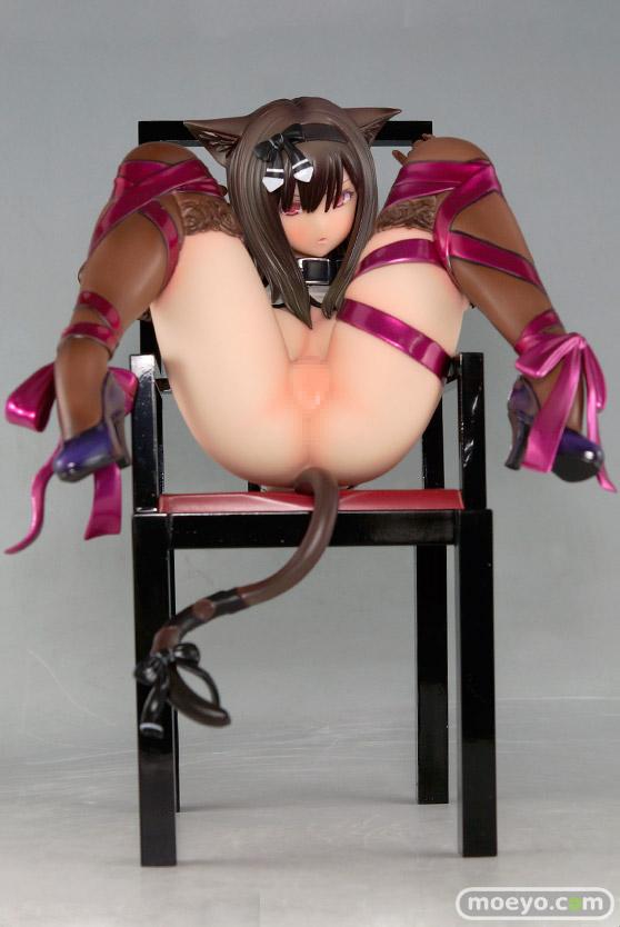 エンブレイスジャパンのちゅ~かな猫と椅子のフィギュアサンプル画像23