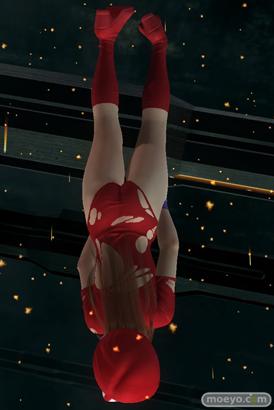 DEAD OR ALIVE 5 Last Roundの『タツノコプロ』コラボレーションコスチュームのマリー かすみ ほのかのパンツとか画像07