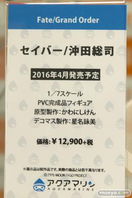 秋葉原での新作フィギュア展示の様子2016年1月24日13