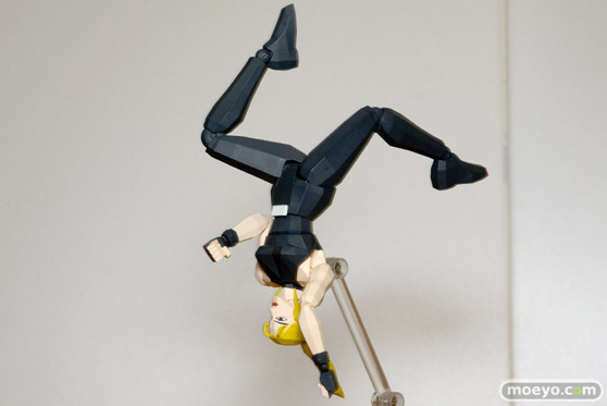 フリーイングのfigma バーチャファイター サラ・ブライアントのフィギュア画像01