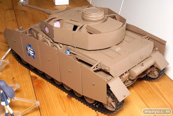 figma Vehicles IV号戦車H型(D型改)のフィギュアサンプル画像04