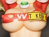 「朝日奈マリー」「赤月林檎」「勇者マルデア 褐色ver.」など DRAGON Toy&アルゴ舎ブース新作フィギュア特集【WF2016冬】