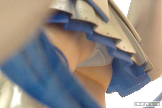 秋葉原での新作フィギュアサンプル展示の様子 ミク そに子 ラブライブ25