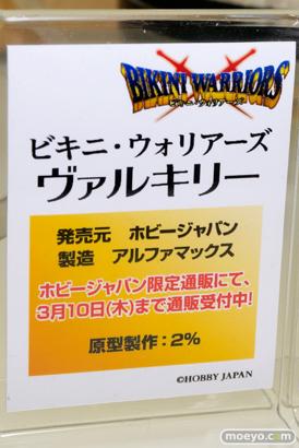 ワンダーフェスティバル 2016[冬]のホビージャパンのフィギュアサンプル画像 石戸霞 ほむら まどか ナナリー 15