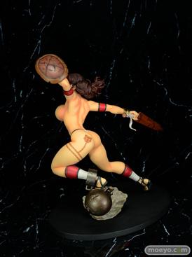Q-sixのクイーンズブレイド リベリオン 囚われの竜戦士 ブランウェンのフィギュアサンプル画像21