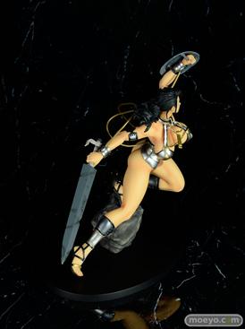 Q-sixのクイーンズブレイド リベリオン 囚われの竜戦士 ブランウェン 銀竜ver.のフィギュアサンプル画像04