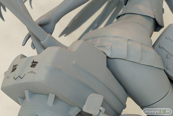ワンダーフェスティバル 2016[冬]のファット・カンパニーの新作スケールフィギュア画像 島風 ジブリール ジータ ユエル  02