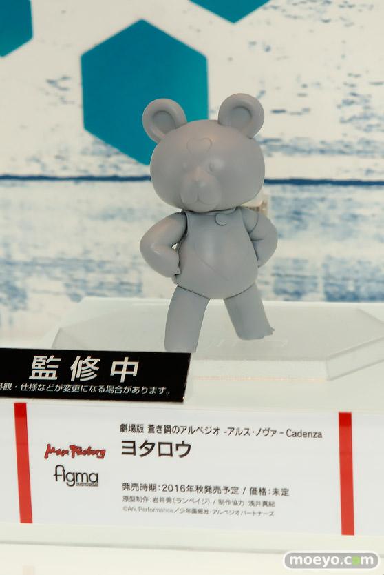 ワンダーフェスティバル 2016[冬]のfigmaの新作フィギュア画像 キャスター ギルガメッシュ 矢澤にこ プリンツ・オイゲン 11