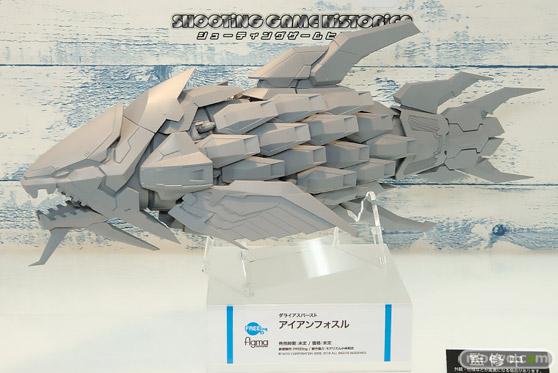 ワンダーフェスティバル 2016[冬]のfigmaの新作フィギュア画像 キャスター ギルガメッシュ 矢澤にこ プリンツ・オイゲン 19