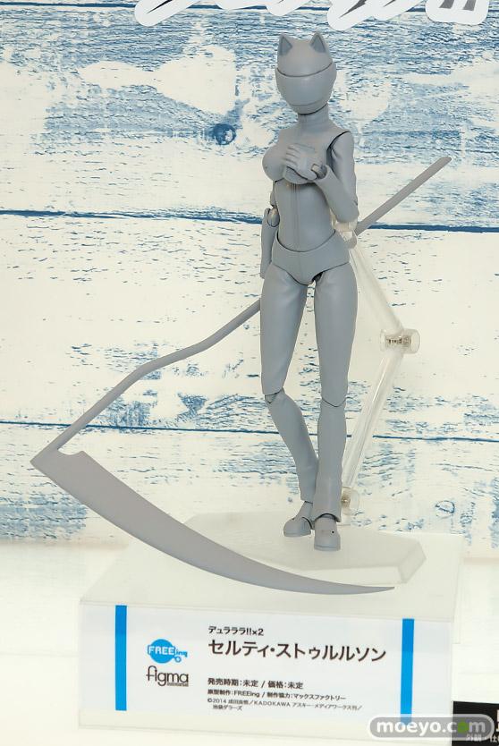 ワンダーフェスティバル 2016[冬]のfigmaの新作フィギュア画像 キャスター ギルガメッシュ 矢澤にこ プリンツ・オイゲン 26