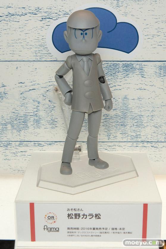 ワンダーフェスティバル 2016[冬]のfigmaの新作フィギュア画像 キャスター ギルガメッシュ 矢澤にこ プリンツ・オイゲン 34
