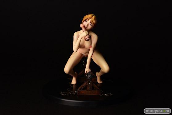 岡山フィギュア・エンジニアリングの淫惑の木馬~いんわくのもくば~の新作エロフィギュアサンプル画像01