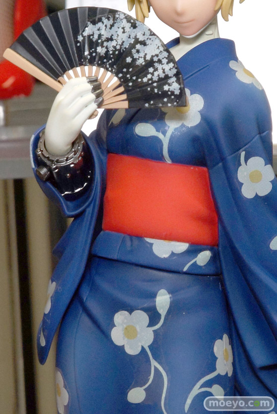 フリーイングのY-STYLE ペルソナ3 アイギス 浴衣Ver.の新作フィギュア彩色サンプル画像06