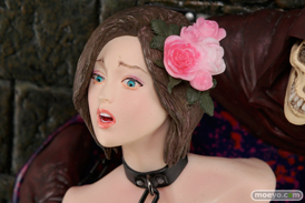 矢沢俊吾オリジナルフィギュアシリーズ ヘル・セデューサー 「囚われの花」Ver. ブラウンヘアーの新作フィギュア彩色サンプル画像07