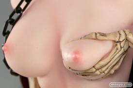 矢沢俊吾オリジナルフィギュアシリーズ ヘル・セデューサー 「囚われの花」Ver. ブラウンヘアーの新作フィギュア彩色サンプル画像14