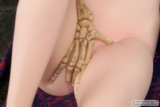 矢沢俊吾オリジナルフィギュアシリーズ ヘル・セデューサー 「囚われの花」Ver. ブラウンヘアーの新作フィギュア彩色サンプル画像20