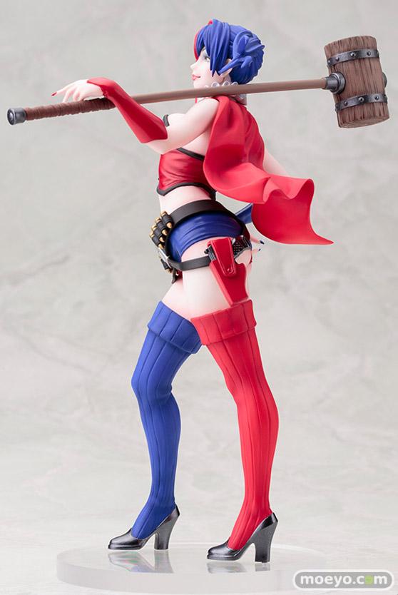 コトブキヤのDC COMICS美少女 ハーレー・クィン NEW 52 ver.のフィギュアサンプル画像04
