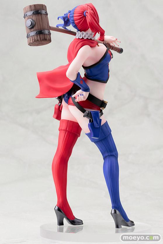コトブキヤのDC COMICS美少女 ハーレー・クィン NEW 52 ver.のフィギュアサンプル画像07