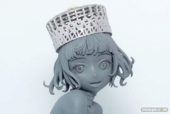 オーキッドシードの村田蓮爾 COVER GIRL(仮)の新作フィギュア無彩色サンプル画像05