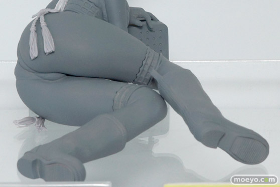 オーキッドシードの村田蓮爾 COVER GIRL(仮)の新作フィギュア無彩色サンプル画像07