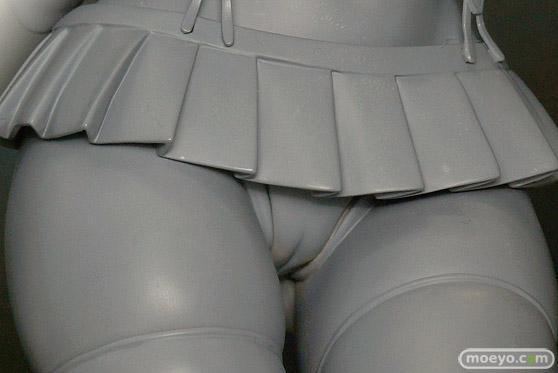 スカイチューブの監獄学園 白木芽衣子の新作フィギュア無彩色サンプル画像08