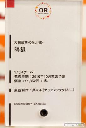 秋葉原での新作フィギュア展示の様子 花の妖精さん マリア・ベルナール 11