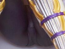 ナイスタイツ!コトブキヤ新作フィギュア「神撃のバハムート リトルクイーン・ヴァンピィ」 製品版サンプルがコトブキヤ秋葉原館で展示!