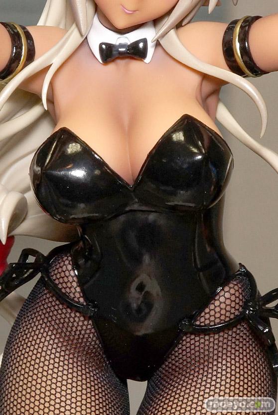 ウイングの装甲悪鬼村正 三世村正 黒バニーVer.の新作フィギュアサンプル画像06