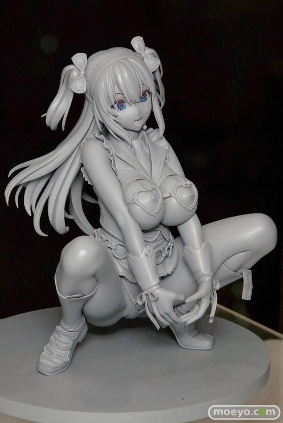 スカイチューブのいま ♡ りあ 愛原ほなみの新作フィギュア原型サンプル画像02