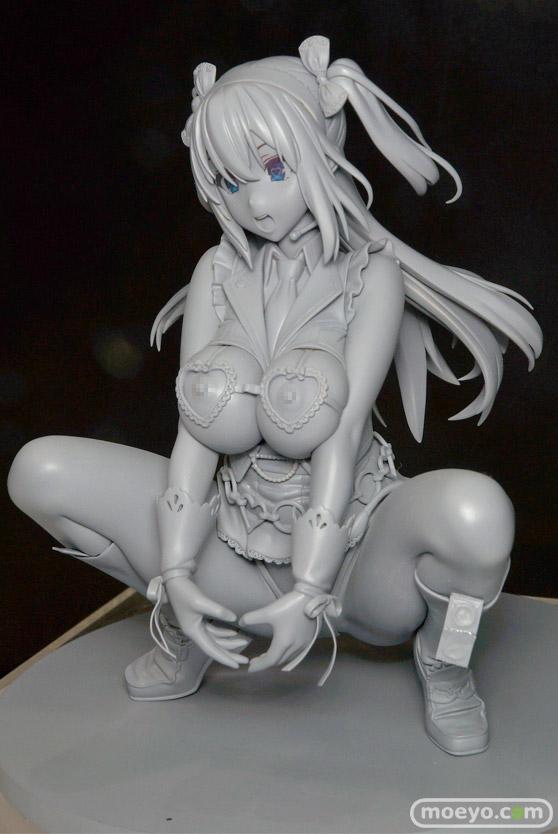 スカイチューブのいま ♡ りあ 愛原ほなみの新作フィギュア原型サンプル画像03