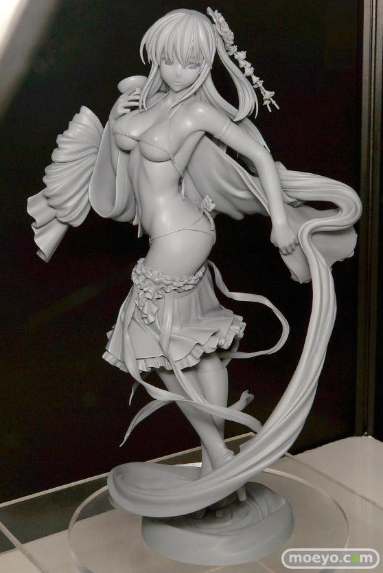 スカイチューブの白咲天音の新作フィギュア原型サンプル画像 鬼月あるちゅ02