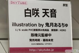 スカイチューブの白咲天音の新作フィギュア原型サンプル画像 鬼月あるちゅ11
