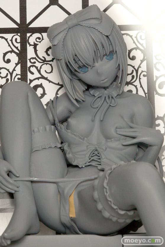 スカイチューブの「少女のトゲ」 ちえの新作フィギュアサンプル画像 Hisasi04
