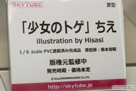 スカイチューブの「少女のトゲ」 ちえの新作フィギュアサンプル画像 Hisasi09
