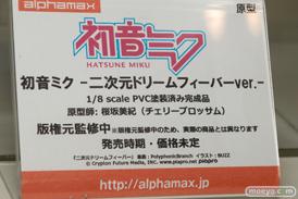 アルファマックスの初音ミク -二次元ドリームフィーバーver.-のフィギュアサンプル展示画像09