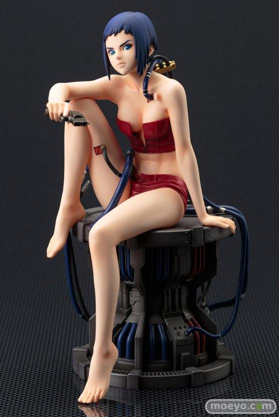 コトブキヤの新作フィギュアのARTFX J 攻殻機動隊 ARISE 草薙素子の彩色サンプル画像01