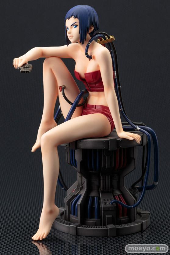 コトブキヤの新作フィギュアのARTFX J 攻殻機動隊 ARISE 草薙素子の彩色サンプル画像02