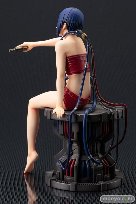 コトブキヤの新作フィギュアのARTFX J 攻殻機動隊 ARISE 草薙素子の彩色サンプル画像04