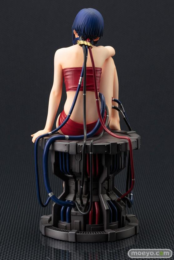 コトブキヤの新作フィギュアのARTFX J 攻殻機動隊 ARISE 草薙素子の彩色サンプル画像05