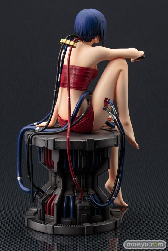 コトブキヤの新作フィギュアのARTFX J 攻殻機動隊 ARISE 草薙素子の彩色サンプル画像06