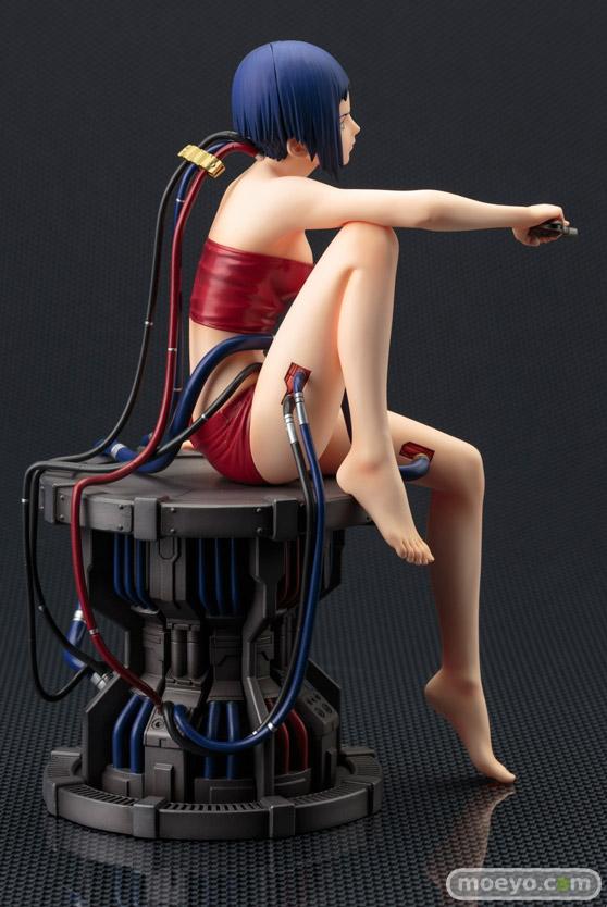 コトブキヤの新作フィギュアのARTFX J 攻殻機動隊 ARISE 草薙素子の彩色サンプル画像07