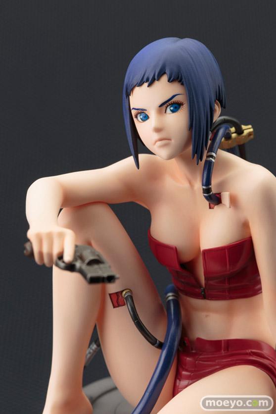 コトブキヤの新作フィギュアのARTFX J 攻殻機動隊 ARISE 草薙素子の彩色サンプル画像09