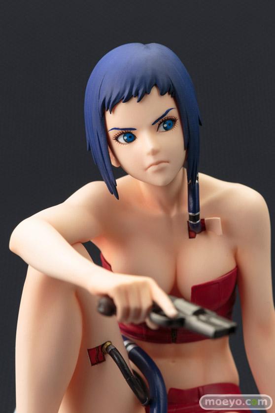 コトブキヤの新作フィギュアのARTFX J 攻殻機動隊 ARISE 草薙素子の彩色サンプル画像10