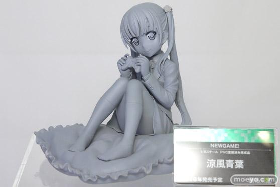 コトブキヤのNEWGAME! 涼風青葉の新作フィギュア原型画像01