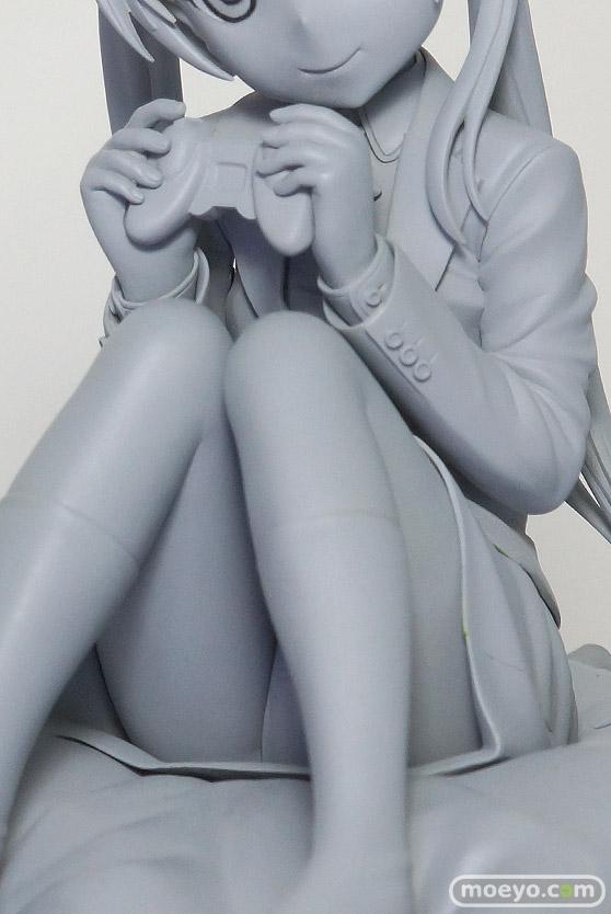 コトブキヤのNEWGAME! 涼風青葉の新作フィギュア原型画像06