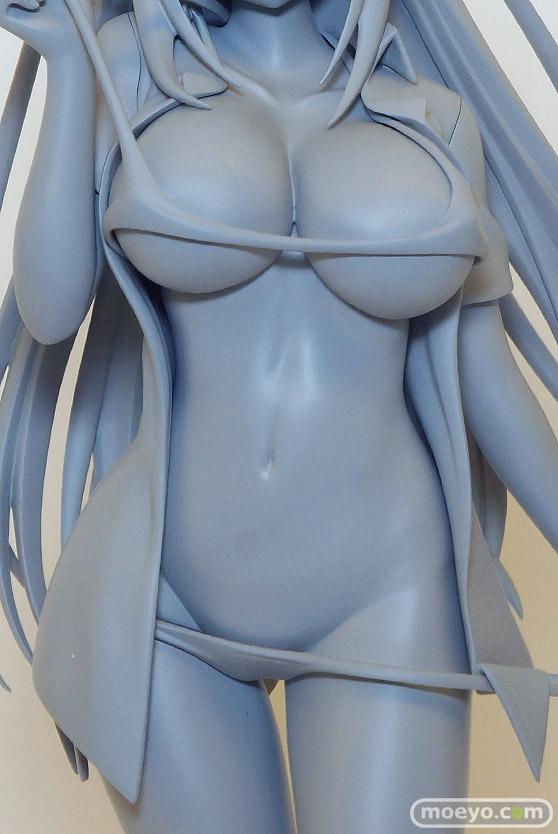 回天堂の蒼の彼方のフォーリズム 鳶沢みさきの新作フィギュア原型画像06