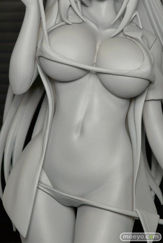 回天堂の蒼の彼方のフォーリズム 鳶沢みさきの新作フィギュア原型画像12