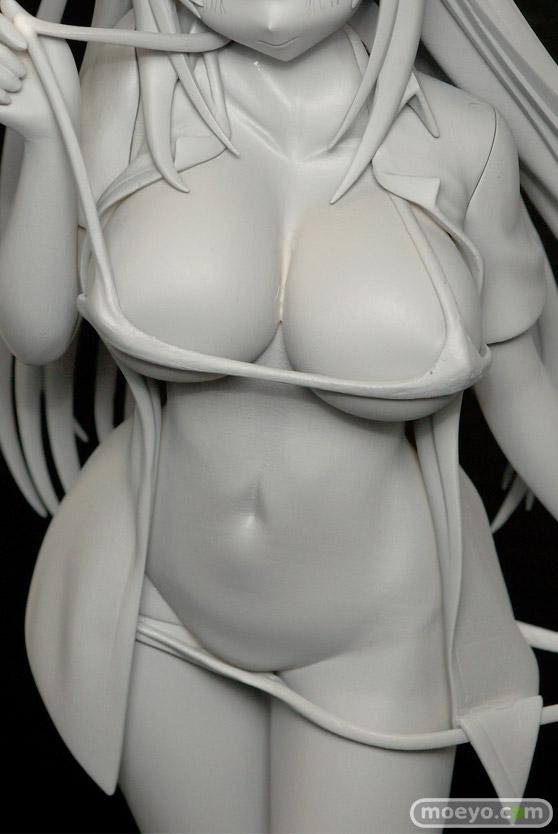 回天堂の蒼の彼方のフォーリズム 鳶沢みさきの新作フィギュア原型画像13